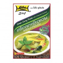 Lobo 2IN1 Red Curry with Coconut Milk 100g